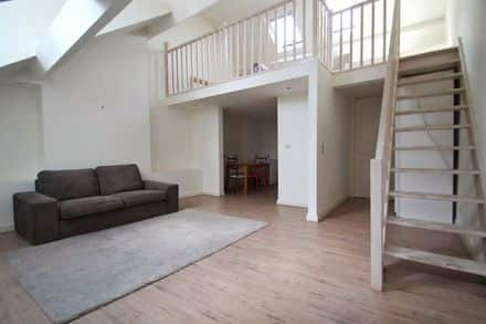 Apartment<span>53</span>m² for rent Brussels
