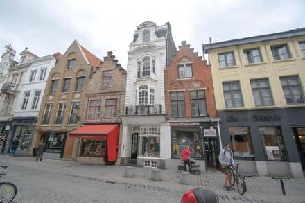 Office or business<span>43</span>m² for rent Brugge