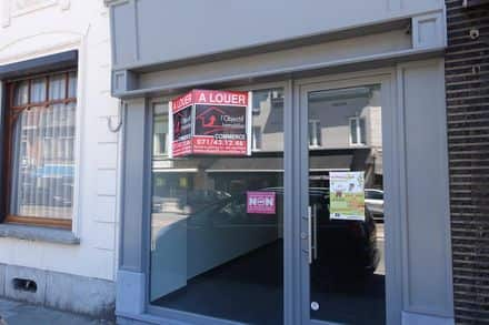 Office or business<span>43</span>m² for rent Mont Sur Marchienne