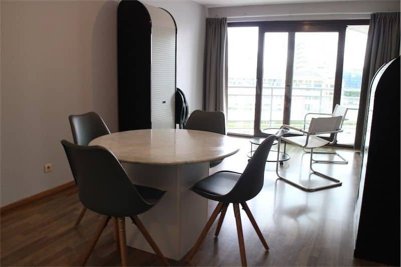 Studio flat for rent in Ostend