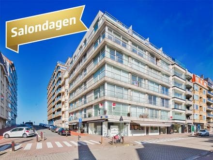 Apartment<span>107</span>m² for rent Knokke Heist