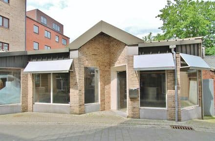 Office or business<span>120</span>m² for rent Nivelles
