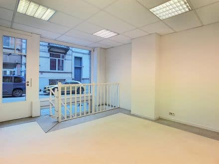 Office or business<span>60</span>m² for rent Brussels