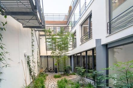 Duplex<span>89</span>m² for rent Brussels