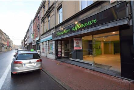Office or business<span>62</span>m² for rent Andenne