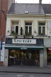 Business<span>180</span>m² for rent Peruwelz