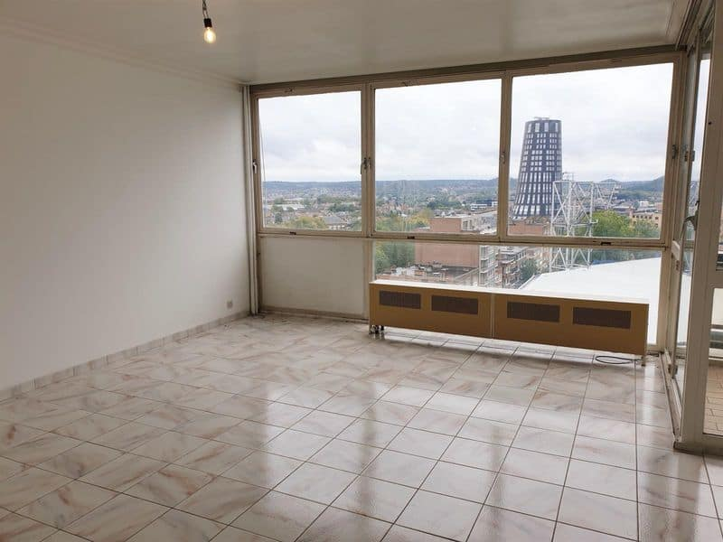 Appartement te huur in Charleroi