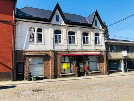 Office or business<span>100</span>m² for rent Trazegnies