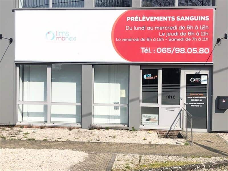 Office or business for rent in Mons