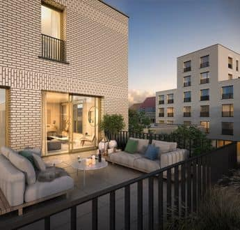 Penthouse<span>78</span>m² for rent