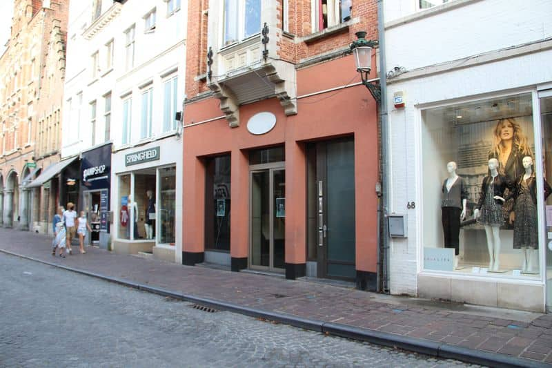 Retail space for rent in Brugge