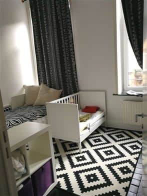 Apartment for rent in Etterbeek
