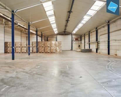 Warehouse<span>202</span>m² for rent
