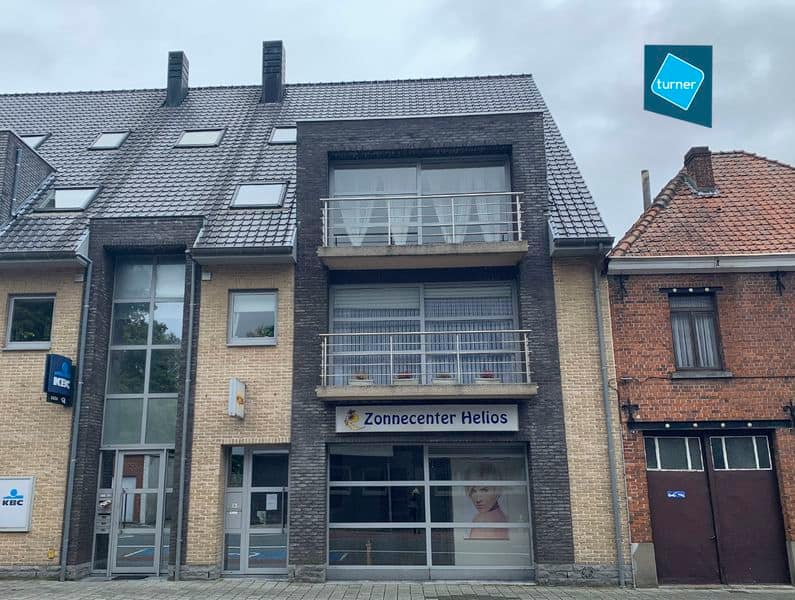 Retail space for rent in Kruishoutem
