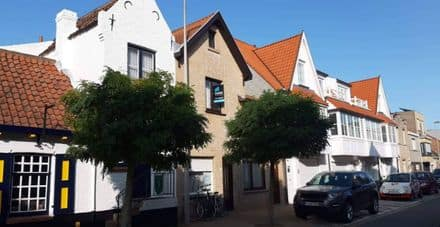 House for rent Knokke