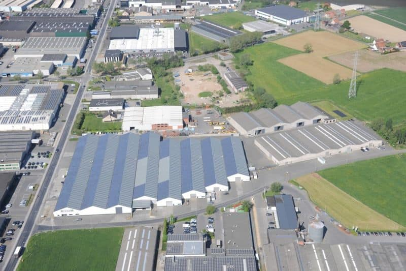 Warehouse for rent in Kuurne