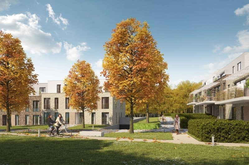 Apartment for sale in Lembeek