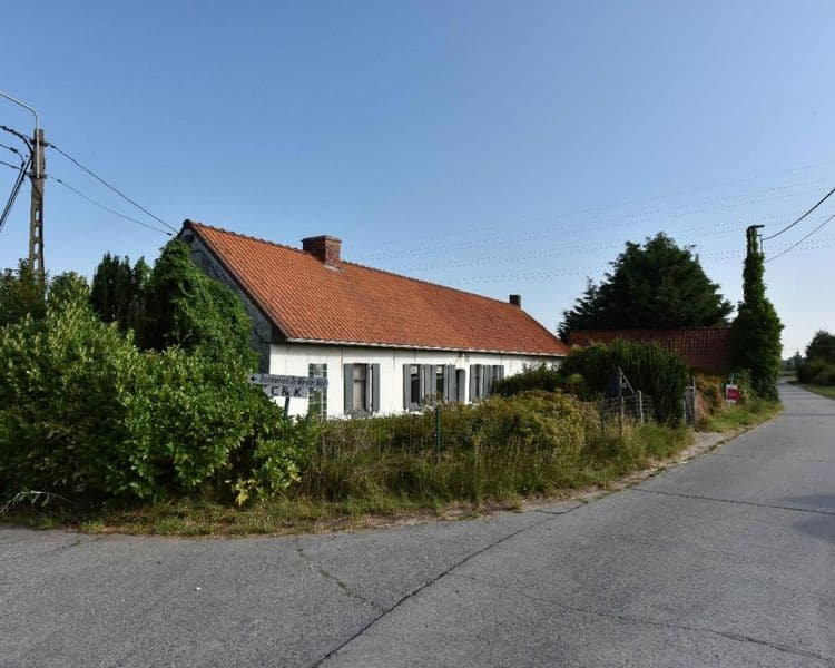 Farmhouse for sale in Wortegem Petegem
