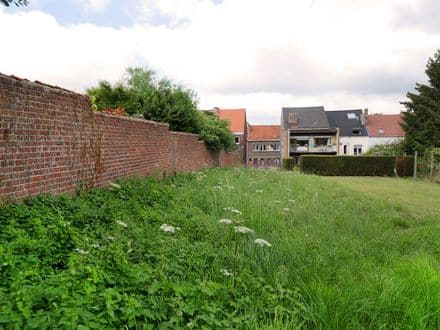 Building land<span>500</span>m² for rent