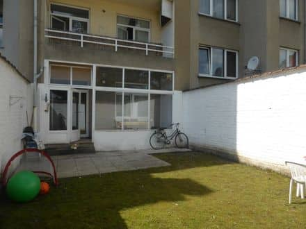 Ground floor flat<span>70</span>m² for rent
