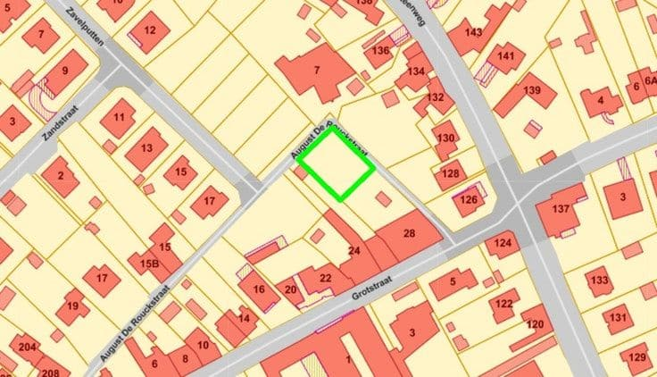 Land for sale in Grotenberge