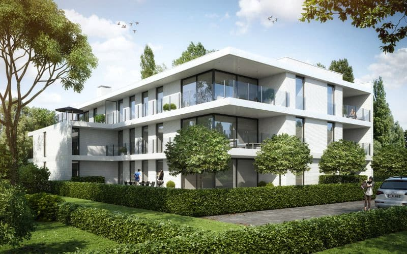 Apartment for sale in Hulste