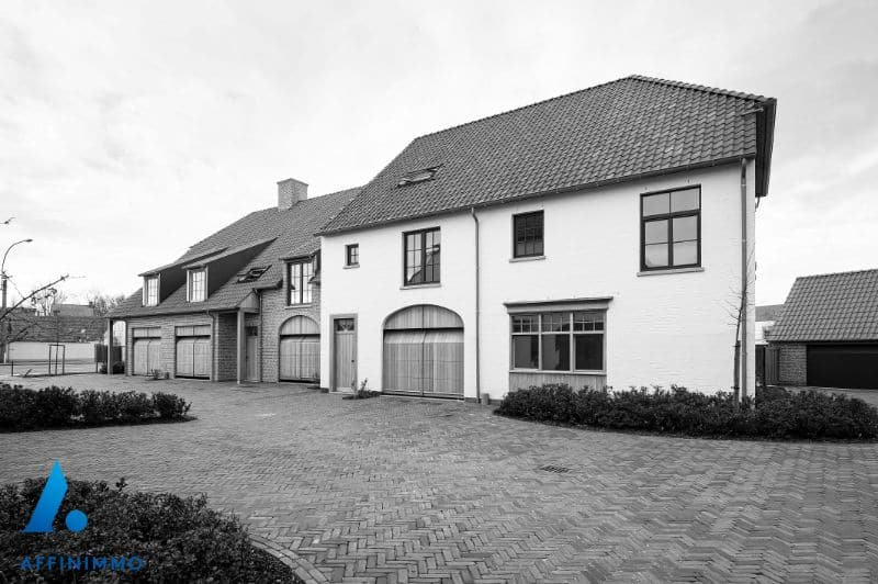House for sale in Bachte Maria Leerne