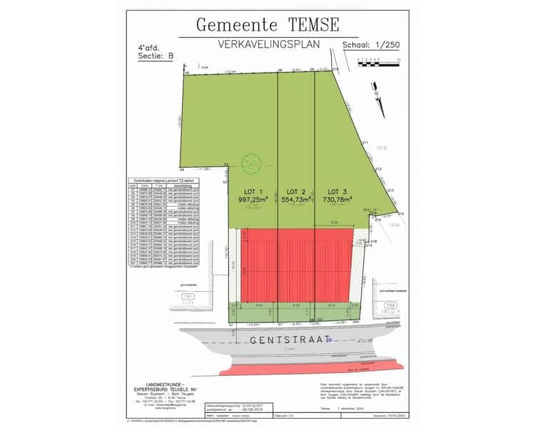 Land for sale in Tielrode