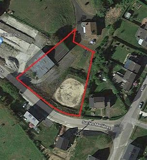 Land<span>2340</span>m² for rent Clavier