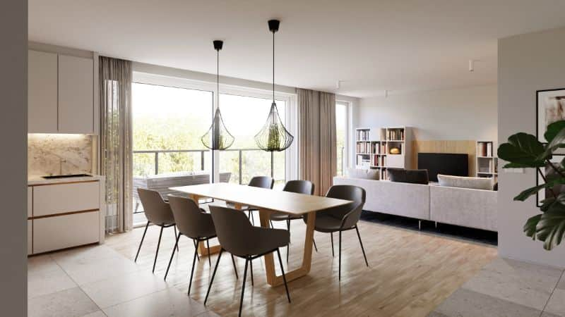 Apartment for sale in Drongen