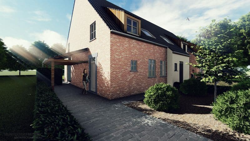 House for sale in Diksmuide