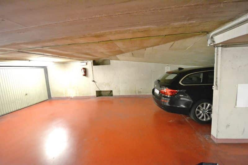 Parking ou garage à louer à Knokke Le Zoute