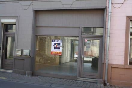 Business<span>53</span>m² for rent Peruwelz