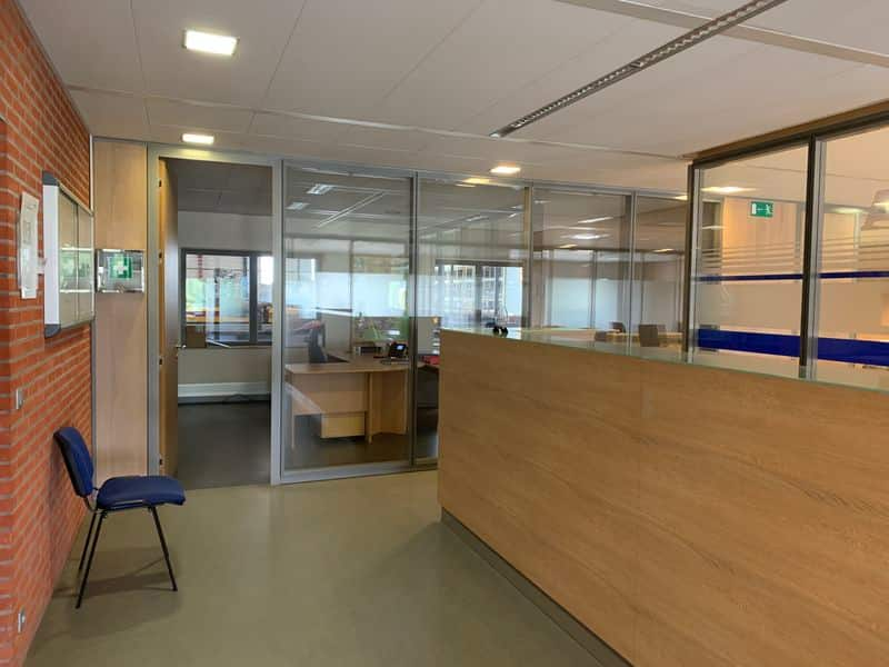 Office or business for rent in Ghent