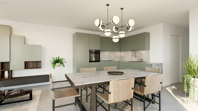 Apartment for sale in Elversele