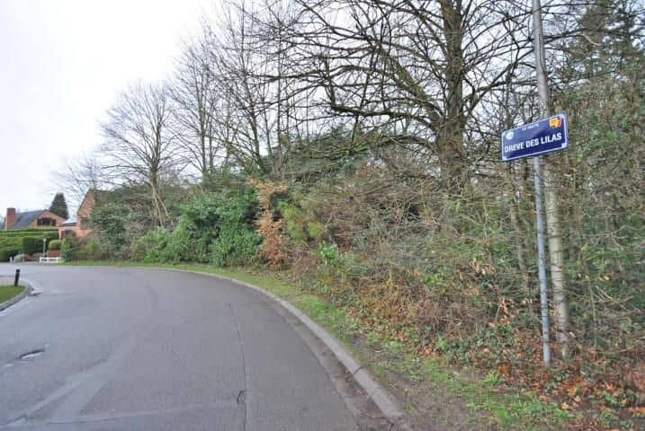 Land for sale in La Hulpe