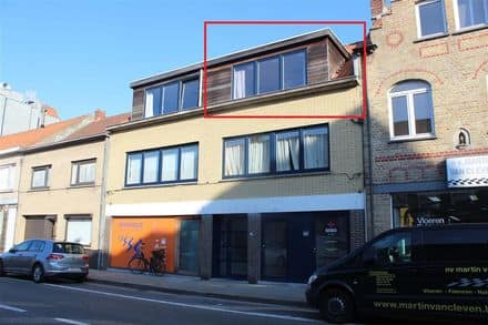 Investment property for rent De Panne