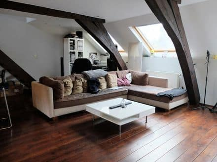 Duplex<span>114</span>m² for rent Brussels