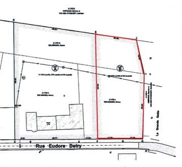 Building land<span>1630</span>m² for rent