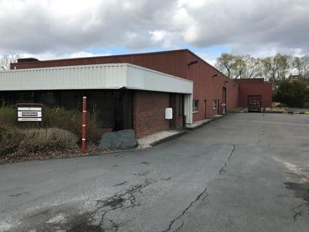 Industrial building<span>1700</span>m² for rent