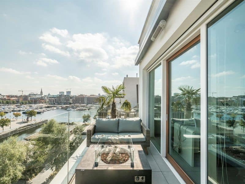 Penthouse for rent in Antwerp