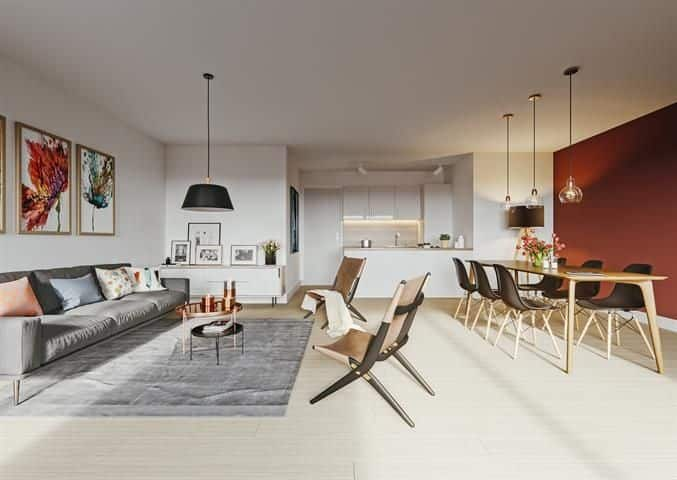 Studio flat for sale in Schaarbeek