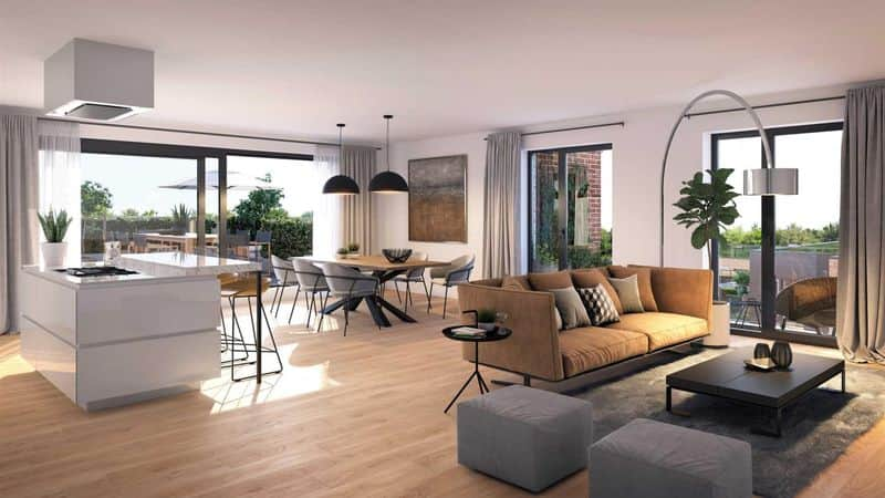 Apartment for sale in Louvain La Neuve