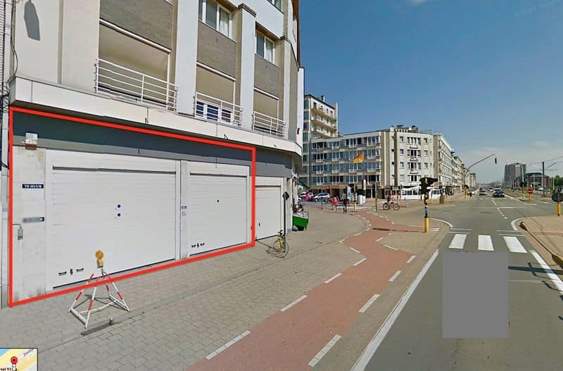 Parking space or garage for sale in Ostend