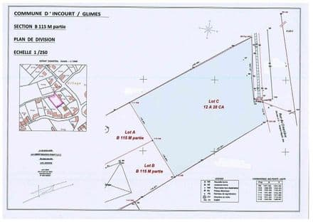 Building land<span>1228</span>m² for rent