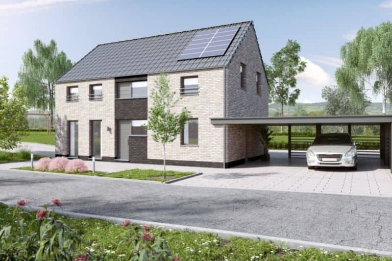 House for sale in Malle