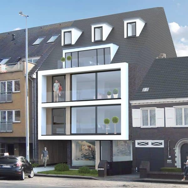 Apartment for sale in Sint Kruis