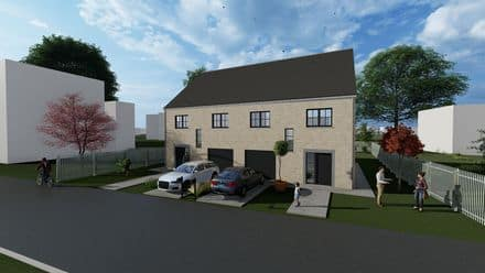 House<span>247</span>m² for rent Herent