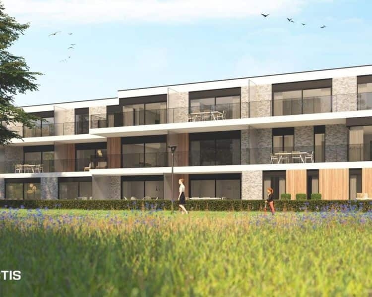 Apartment for sale in Gistel