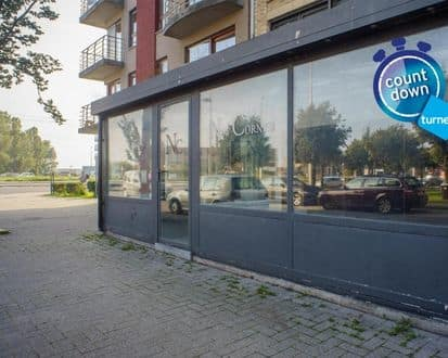 Business<span>85</span>m² for rent Zeebrugge
